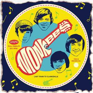 Monkees Cereal Box Singles