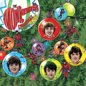 Monkees Christmas Party Plus
