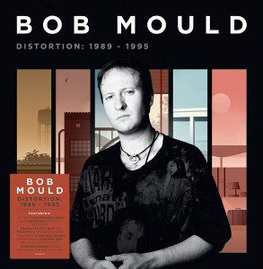 Mould Distortion vinyl