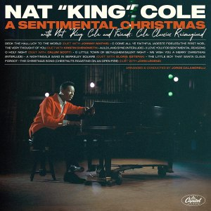Nat King Cole A Sentimental Christmas