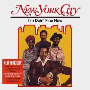 New York City Im Doin Fine Now