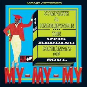 Otis Redding Dictionary
