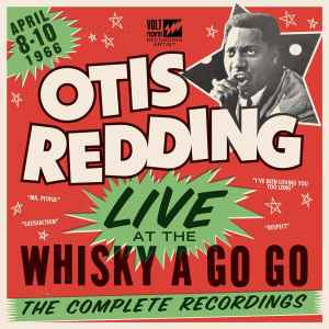 Otis Redding Live at the Whisky Complete