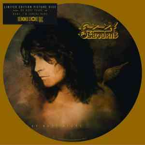 Ozzy Osbourne No More Tears Picture Disc