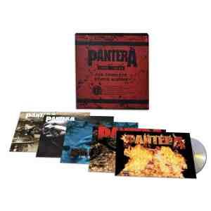 Pantera Box Set