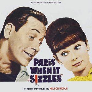 Paris When It Sizzles OST