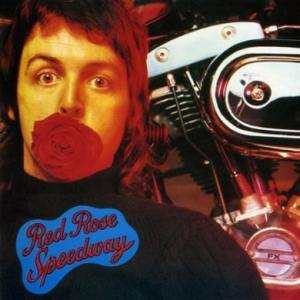 Paul McCartney and Wings Red Rose Speedway