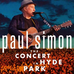 Paul Simon Concert in Hyde Park