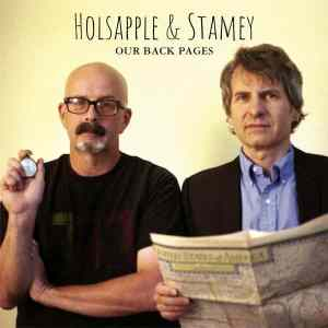 Peter Holsapple and Chris Stamey Our Back Pages