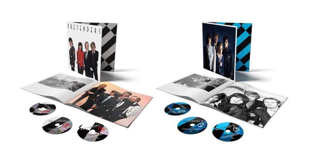Pretenders I II Deluxe Editions