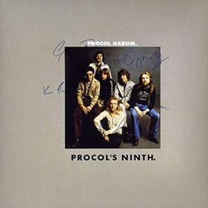 Procol Harum Procols Ninth