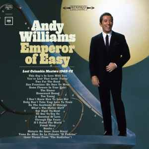 RGM 0992 Andy Williams Emperor of Easy Revised Cover
