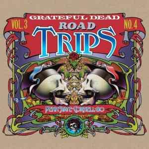RGM GratefulDead RoadTripsV1No4 PennStateCornell80 3CD