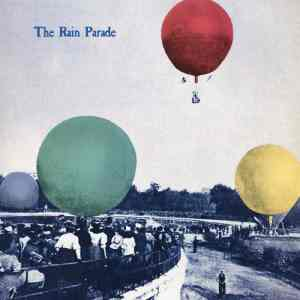 Rain Parade Emergency Third Rail LP