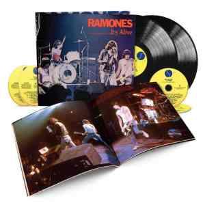 Ramones Its Alive Deluxe