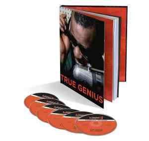 Ray Charles True Genius Packshot