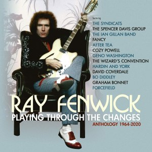 Ray Fenwick Playing Through the Changes