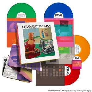 Devo Demos Recombo'd for Vinyl