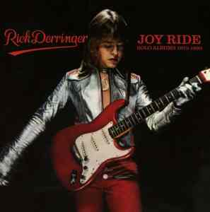 Rick Derringer Joy Ride