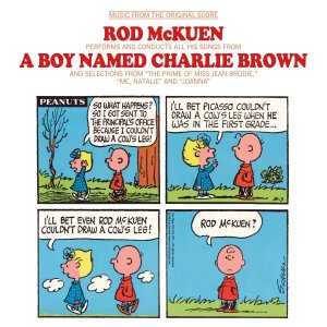 "Good Grief! Varese Premieres ""A Boy Named Charlie Brown"" On CD"