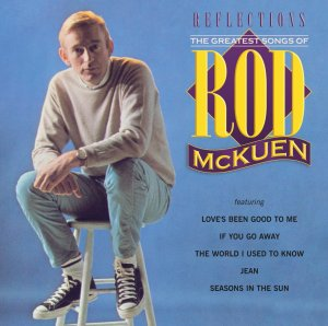 "WE HAVE OUR WINNERS! ROD McKUEN ""REFLECTIONS"" SECOND DISCMAS GIVEAWAY!"