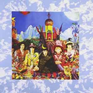 Rolling Stones Satanic Majesties Cover