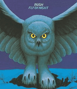 Rush Fly by Night BD