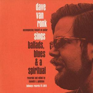 SFW DaveVanRonk BalladsBluesAndASpiritual