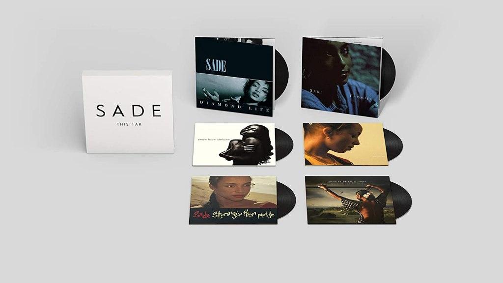 Sade This Far Box
