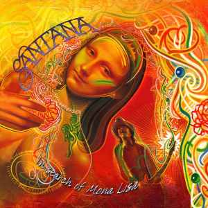 Santana InSearchOfMonaLisa EP SR