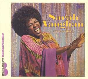 Sarah Vaughan A Time in My Life