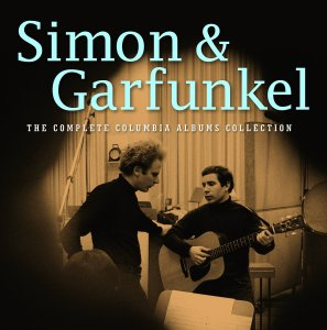 Simon and Garfunkel Complete Columbia Vinyl Box