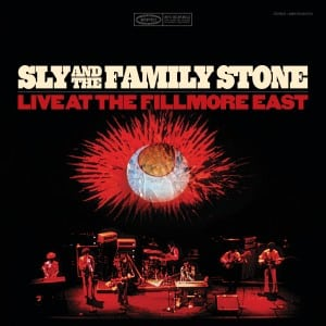 Sly - Fillmore East
