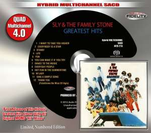 Sly and the Family Stone - SACD