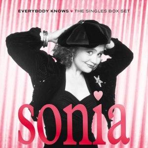 Sonia Everybody Knows Singles Box Set