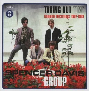 Spencer Davis Group Taking Out Time