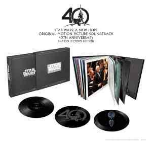 Star Wars 40 vinyl box shot
