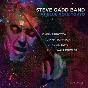 Steve Gadd Band At Blue Note Tokyo