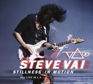 Steve Vai Stillness