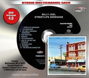 Streetlife Serenade SACD
