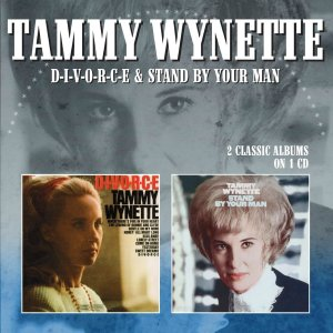 Tammy Wynette DIVORCE and Stand By Your Man