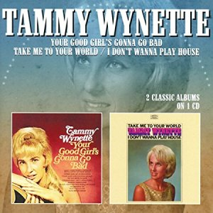 Come and Get Me: Morello Reissues Tammy Wynette's First Two Solo Albums