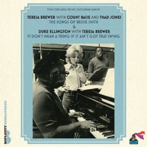 Ace Has Music, Music, Music From Teresa Brewer With Duke Ellington and Count Basie