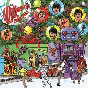 "Wonderful Christmastime: The Monkees' ""Christmas Party"" Arrives In October"