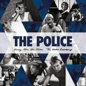 The Police Every Move You Make Cover