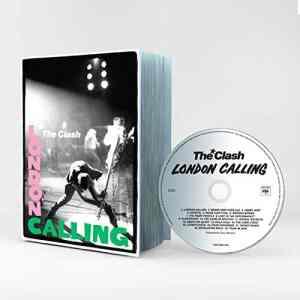 TheClash LondonCallingScrapbook