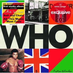 TheWho WHODeluxe TargetCD