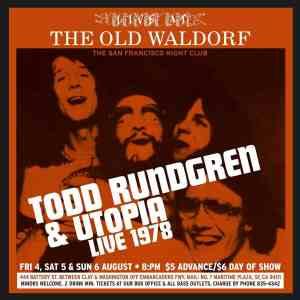 Todd Rundgren - Old Waldorf