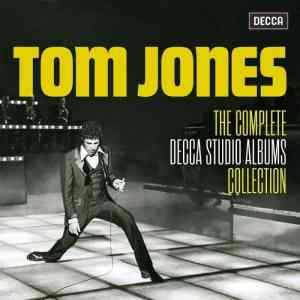 Tom Jones Complete Decca Studio Albums Cover