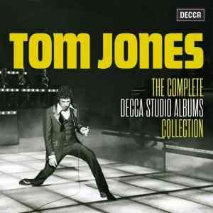 Tom Jones Complete Decca Studio Albums Cover